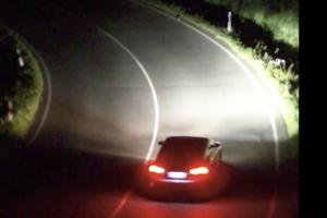 Voorspelt lichttechnologie straks de weg?