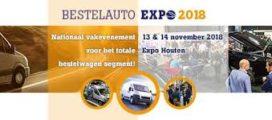 Bestelauto Expo op 13 en 14 november 2018
