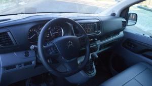 Citroën Jumpy interieur