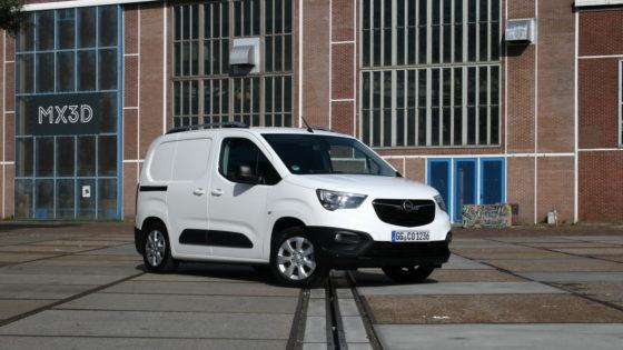 Dit is de nieuwe Opel Combo gesloten bestel