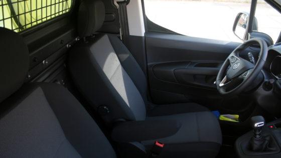 Zo ziet de nieuwe Opel Combo er vanbinnen uit