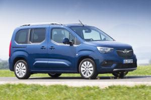 Nieuwe Opel Combo Tour op shortlist Autobest-verkiezing