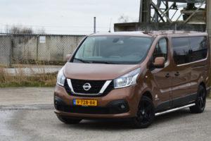 Rijtest Nissan NV300 1.6 dCi 145 Crew Cab Optima L2
