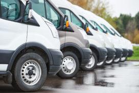 Meer bedrijfswagens verkocht in september, maar minder geleased