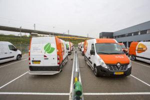 PostNL zet volgende stap in emissievrij bezorgen
