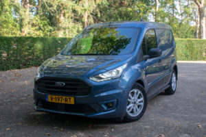 RIJTEST | Ford Transit Connect 1.5 TDCi EcoBlue Trend