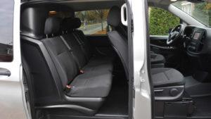 Mercedes-Benz Vito zitrijen