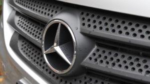 Mercedes-Benz Vito grille