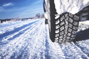 In zes stappen veilig op weg in de winter