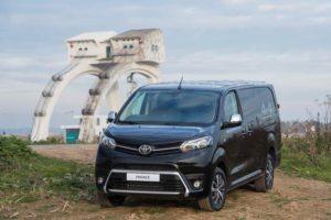 Toyota lanceert nieuwe PROACE 4×4 modellen