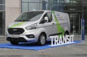 Ford gaat in Keulen testen met Transit Custom PHEV