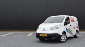 Rijtest Nissan e-NV200 Van Business 40 kWh