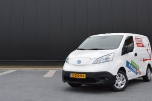 Rijtest Nissan e-NV200 Van Business 40 kWh