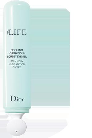Cooling Hydration Sorbet Eye Gel von Dior Hydra Life Produkt