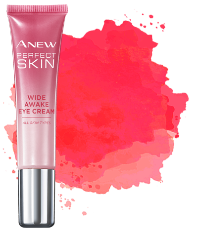 Anew Perfect Skin Wide Awake Eye Cream von Avon