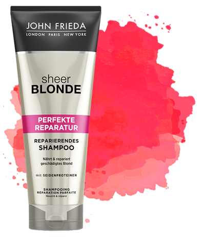 Sheer Blonde Shampoo von John Frieda