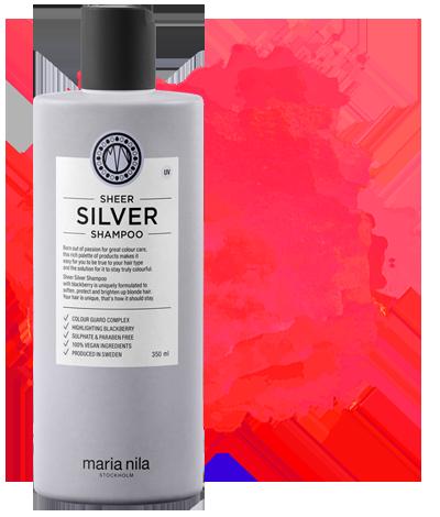 Sheer Silver Shampoo von Maria Nila