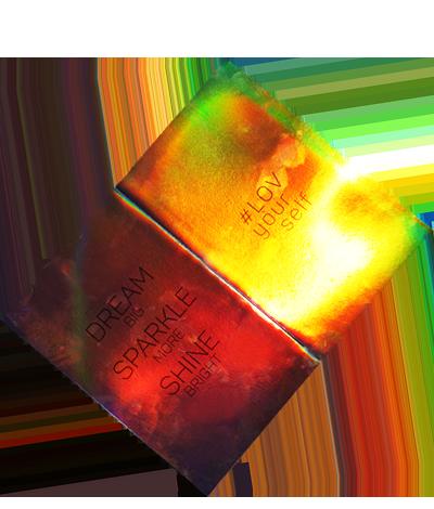 Holographic Beauty Box von L.O.V
