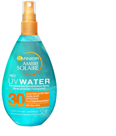 Ambre Solaire UV Water 30 von Garnier