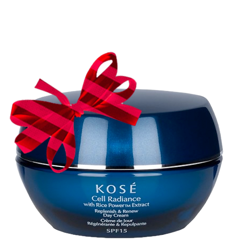 Kose Cell Radiance Replenish & Renew Day Cream