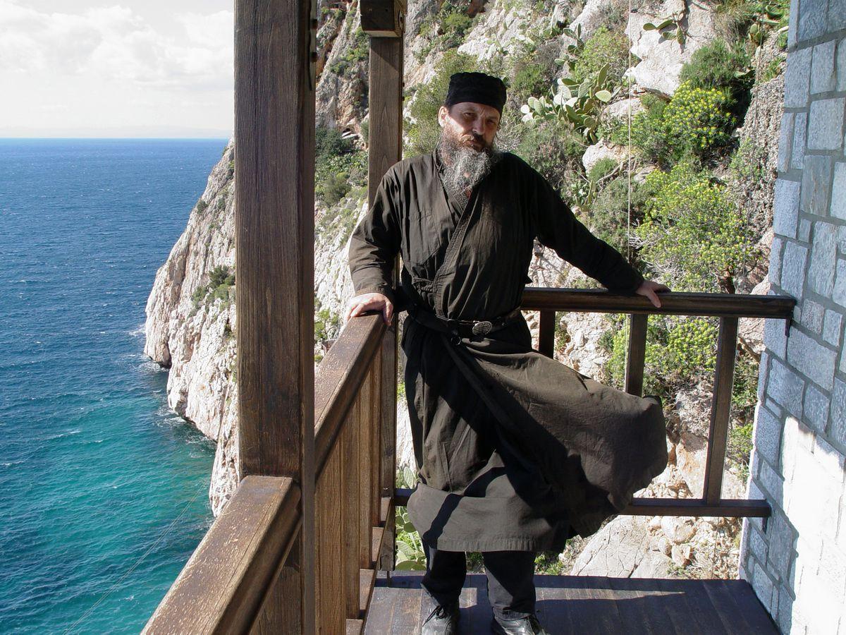 монах Афанасий