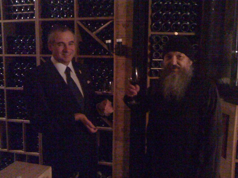 Эрик Бомар и монах Афанасий
