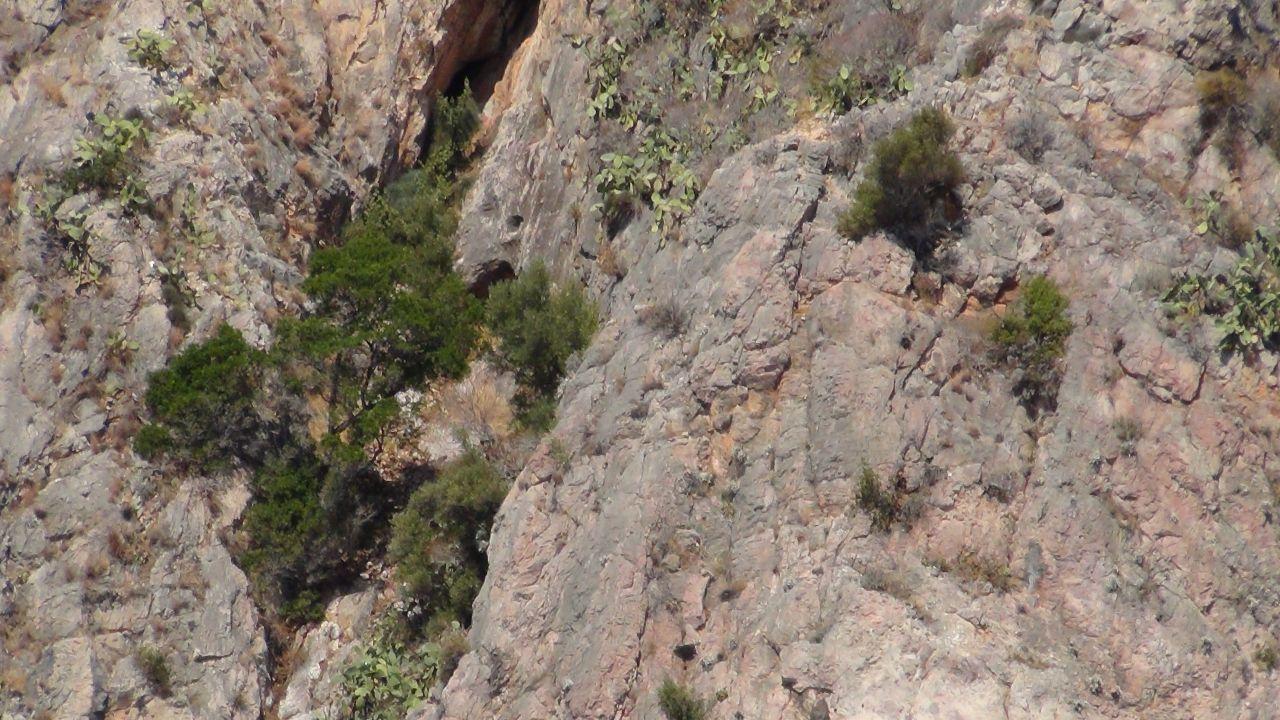 Пещера. Святая гора Афон.