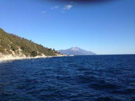 Святая гора Афон. Монах Афанасий