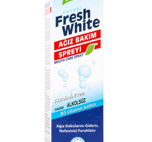 Fresh White Mouth Spray
