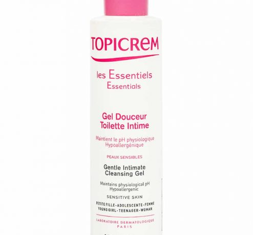 Topicrem Gentle Intimate Cleansing Gel 200ml