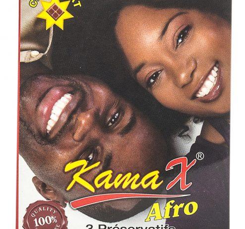 Preservatif Kama X Afro Pack of 3