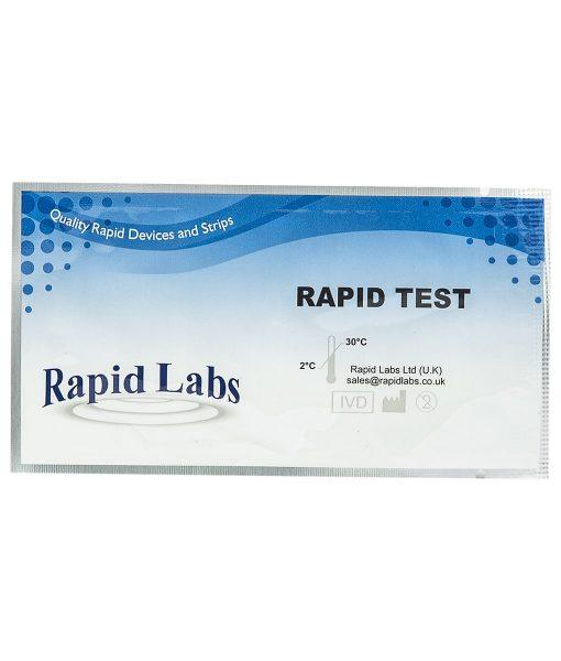 Rapid Labs Pregnancy Test