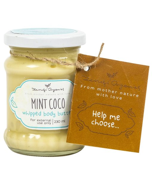 Mint Coco Whipped Body Butter
