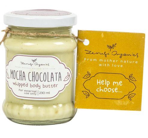 Mocha Chocolata Whipped Body Butter