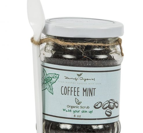 Coffee & Mint Face & Body Scrub