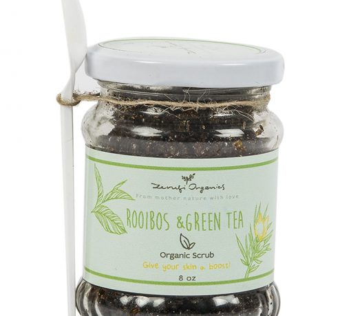 Rooibos & Green Tea Body Scrub