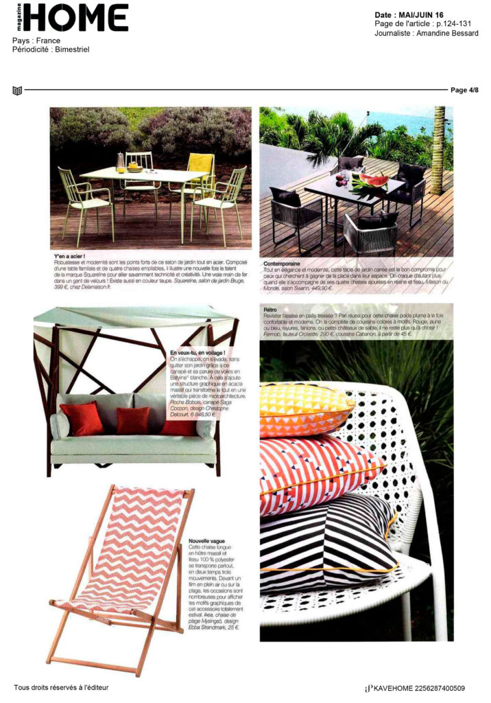 Home Magazine Kavehome
