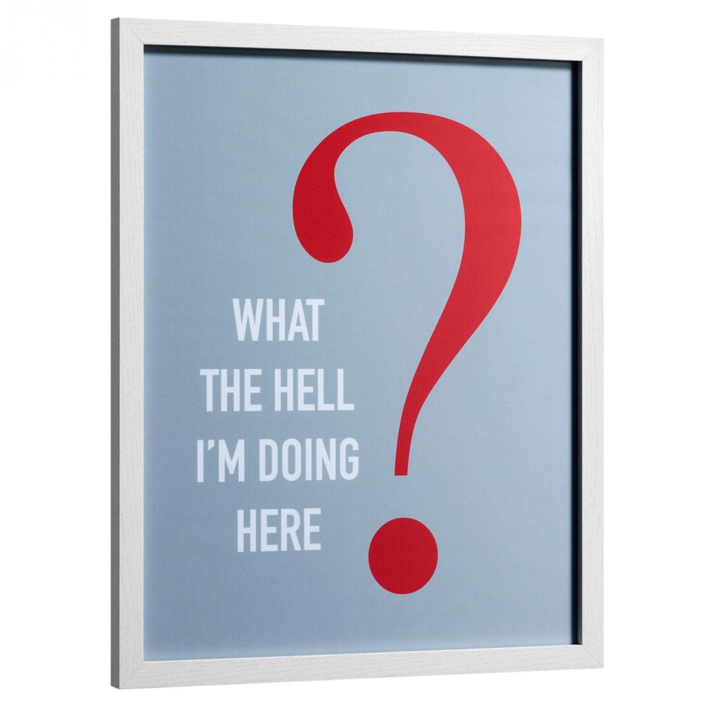 Texte décoratif humoristique pour vos murs