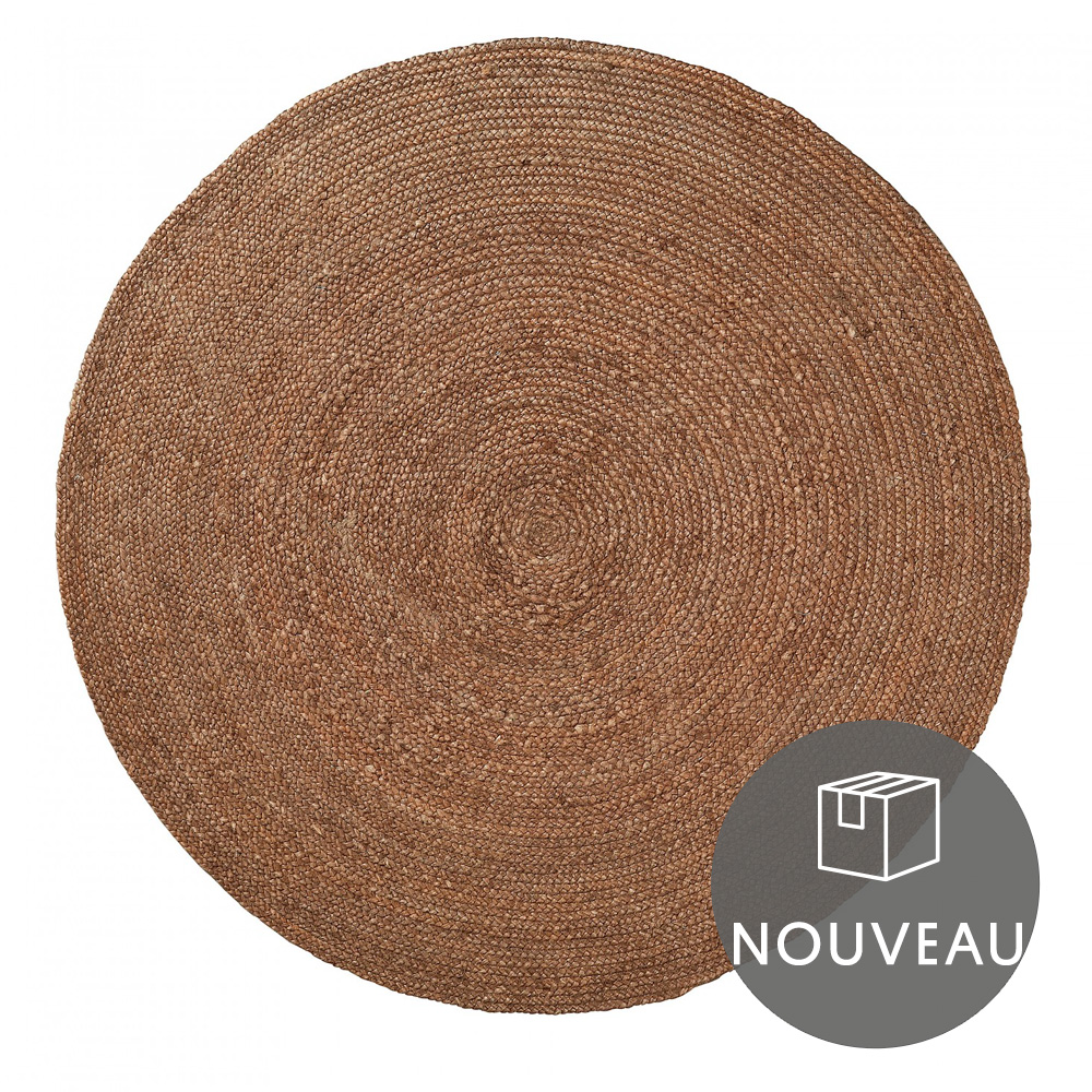 tapis doc marron
