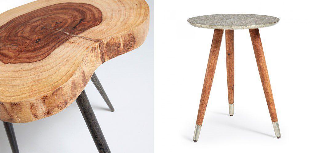 Proportion bois-métal