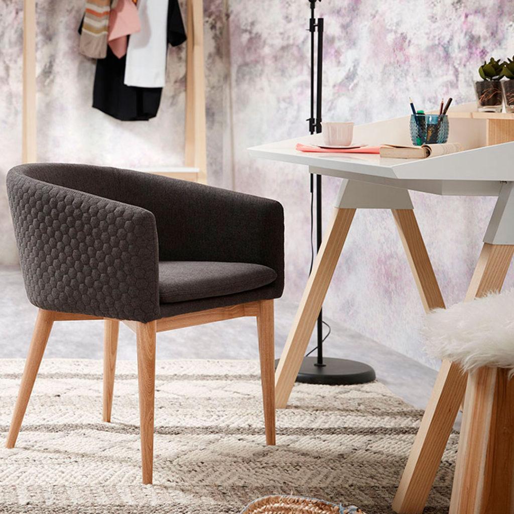 Chaises design Harlan