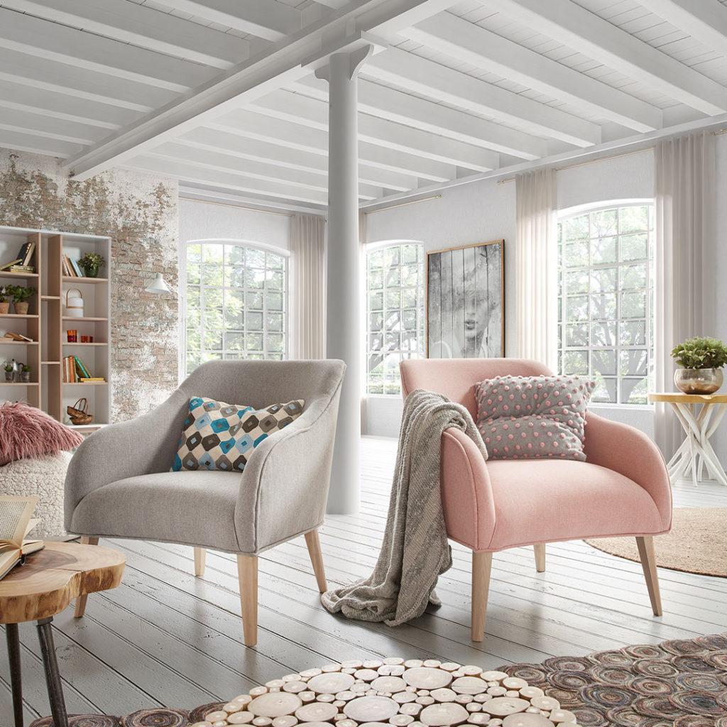Les meubles d'appoint pour un salon parfait par Kavehome