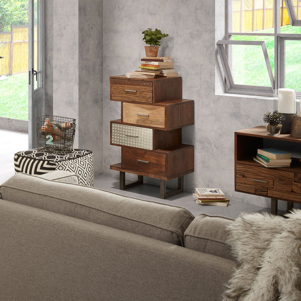 Meubles de rangement pour un salon parfait par Kavehome