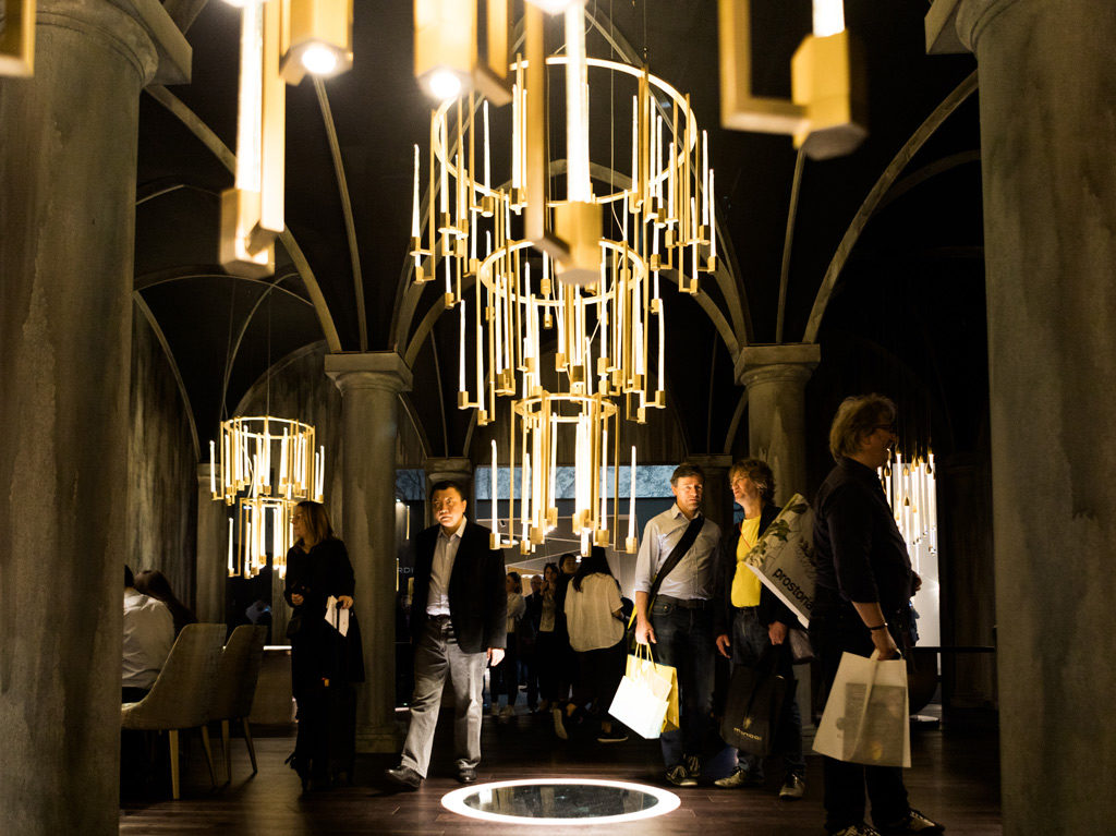 Les tendances vues au Salon de Milan