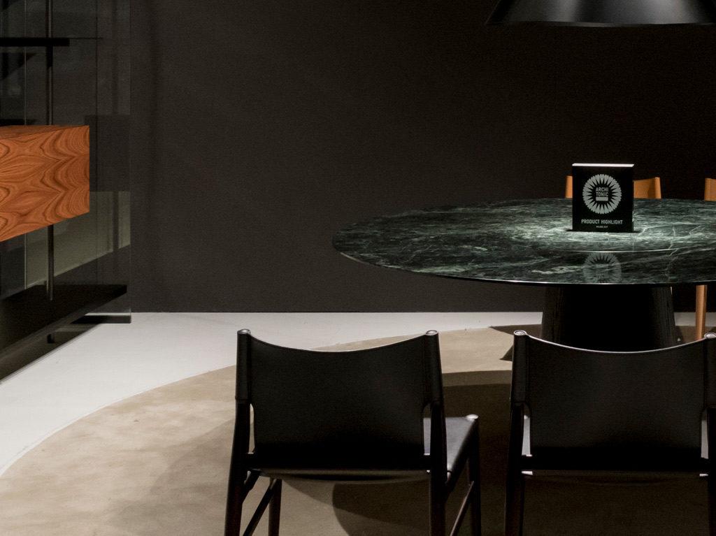 les tendances vues au salon de milan 2017 kave home. Black Bedroom Furniture Sets. Home Design Ideas