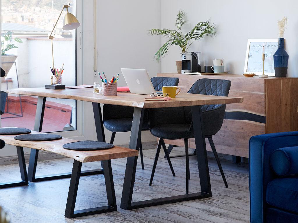 interiorismo-diseño-mesa-silla-comoda-salon-decoracion-consola-estudio