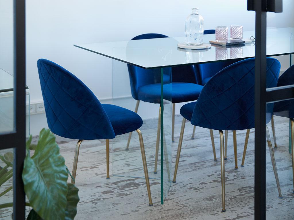 interiorismo-diseño-silla-terciopelo-comedor-salon-decoracion-office-estudio