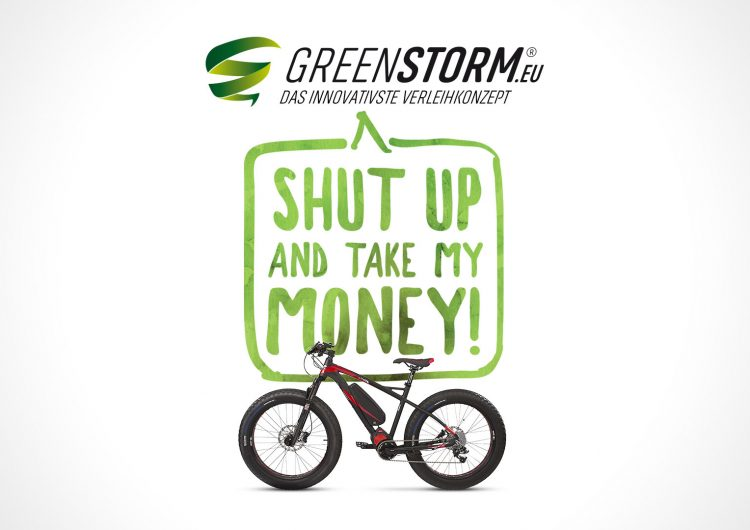 Greenstorm Crowd-Kampagne