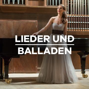Lieder und Balladen
