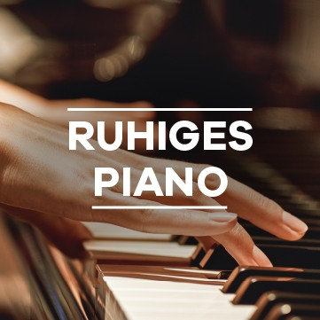 Ruhiges Piano